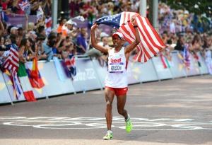 Olympics: Track and Field-Men's Marathon